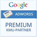AdWords Premium KMU-Partner Logo