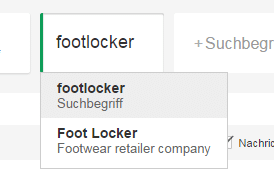 footlocker-thema