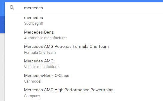 mercedes-trends